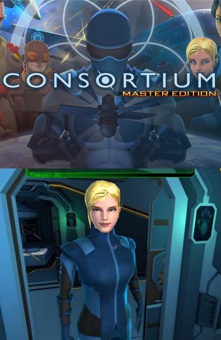 FREE Consortium Master Edition PC Game Download