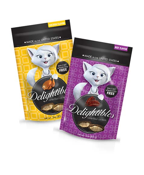 FREE Delightibles Cat Treats (Facebook / Street Team Newsletter Required)