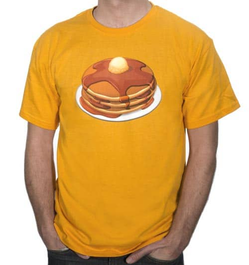 FREE Denny's Pancake Shirt, Bacon Candle, Bold Coffee Skate Deck, Egg Hoodie, Bacon Scarf, Coffee Mug & More!