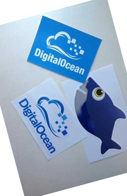 FREE DigitalOcean Shark Stickers [Verified Received By Mail]