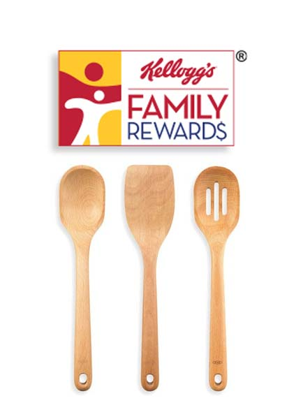 +100 Points Added: 1000's Of FREE Products With Points From Kellogg's Family Rewards