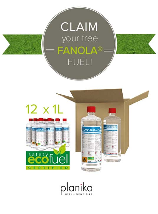 FREE Fanola Fuel Box (Photo Submission Required)