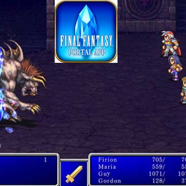 FREE Final Fantasy 2 Android & iPhone App ($7.99 Normally) Through 2/14