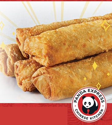 HAPPY CHINESE NEW YEAR: FREE Gold Bar (Chicken Egg Roll) At Panda Express On 2/8 To Celebrate Chinese New Year