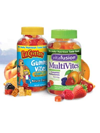 FREE Gummy Vitamin Samples (Account Creation Required)
