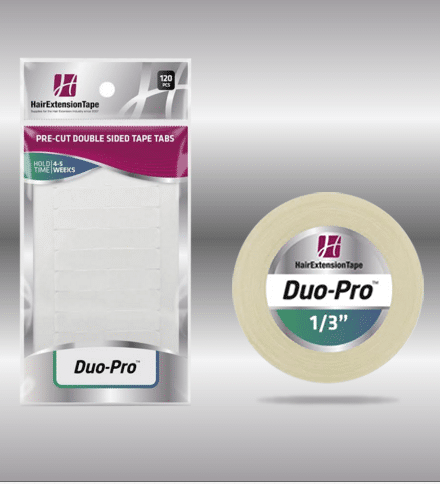 FREE Duo-Pro Hair Extension Tape Sample From Walker Tape (Company Name Required)