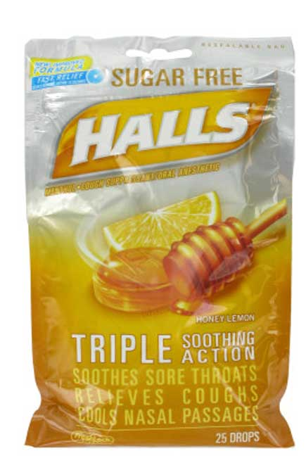 FREE Halls Drops 30-Pack At Farm Fresh, Hornbachers, Shop 'N Save, Shoppers & Cub Stores