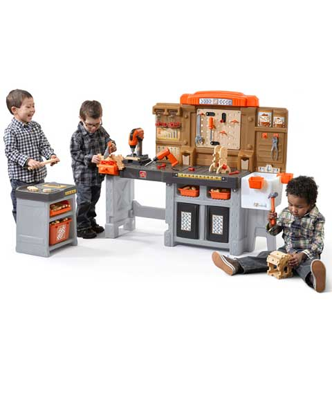 "FREE ""Build A Toy Wagon"" Workshop At Home Depot March 5th 9AM-12PM"
