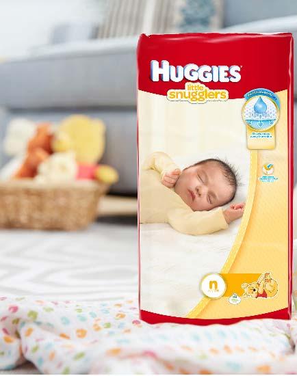 FREE Huggies Little Snugglers Diapers & Wipes Sample Packs