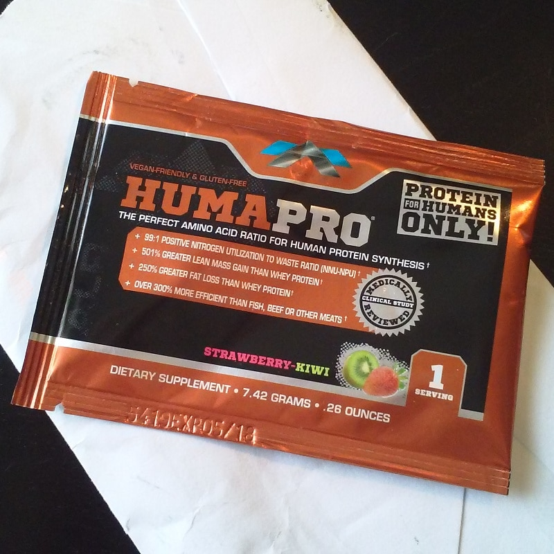 FREE ALR HumaPro Protein Sample Packet From PricePlow (Like Or Follow Required)