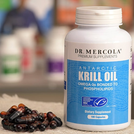 FREE Premium Antarctic Krill Oil Sample From Dr. Mercola [Verified Received In Mail]