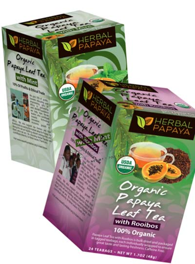 FREE Organic Papaya Herbal Tea Sample From Herbal Papaya (Email Confirmation Required)