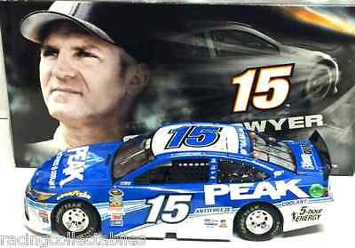 FREE Clint Bowyer PEAK No. 15 Race Car Poster (First 2500) Or Win A FREE Talladega Race Trip