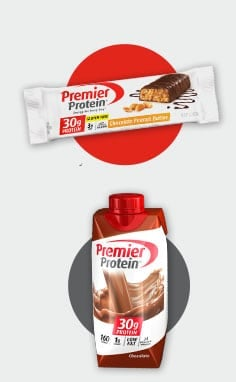 FREE Premier Protein Bar or Shake [Verified Received By Mail]
