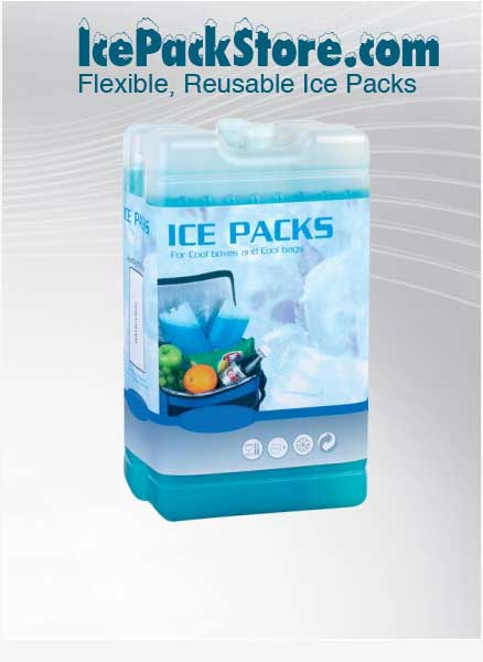 FREE Reusable Ice Pack Sample From Ice Pack Store (Email Required)