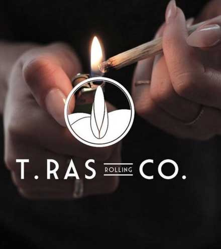 FREE T.Ras Natural Rolling Papers