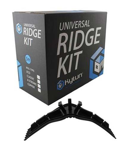 FREE Universal Ridge Roofing Kit From Kytun Dry Roofing (Email Required, Maybe US Shipping?)