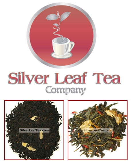 FREE Tea Sample From Silver Leaf Tea Company