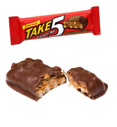 FREE Take 5 Candy Bar For Kroger Freebie Friday (Softcoin Loyalty Card Required)