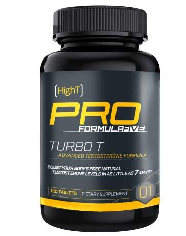 FREE HighT Turbo T Pro Formula 7-Day Sample Pack