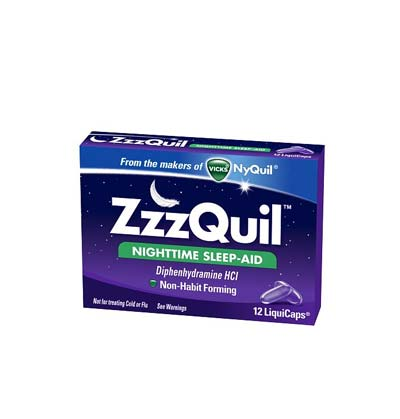 Extended: FREE ZzzQuil Nighttime Sleep Aid From Walgreens (After Rebate)
