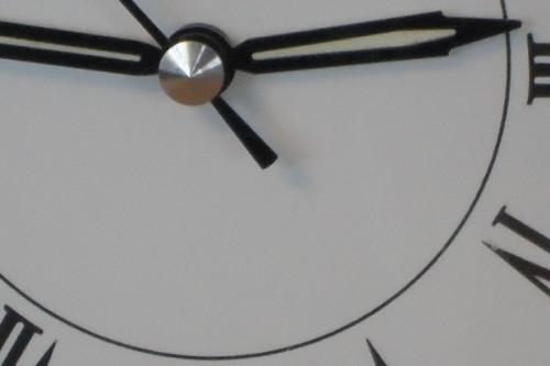 wrong clock