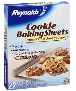 FREE Reynolds Cookie Baking Sheet Sample for Box Top Members