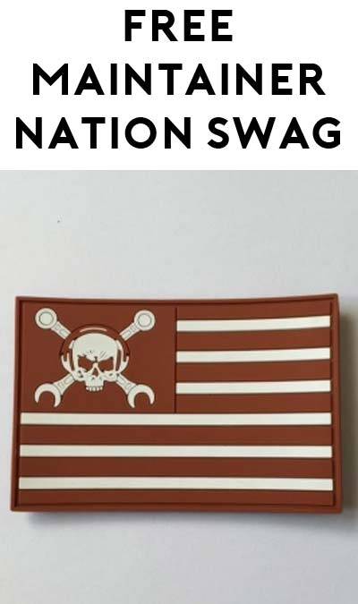 FREE Maintainer Nation Swag (Email Confirmation Required)