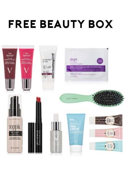 Win A FREE BeautyFix Beauty Sample Box From Dermstore
