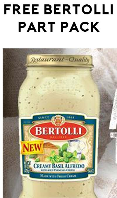 FREE Bertolli Flower Pots With Basil Seeds, Coupons for Bertolli Sauce & More (Apply To Host Party)
