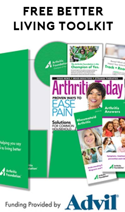 FREE Arthritis Today Magazine & Jar Opener
