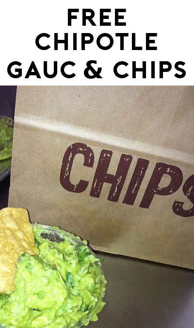 STILL ACTIVE: FREE Guacamole & Chips From Chipotle For Playing Gauc Hunter (Win Or Lose You Get Freebie)
