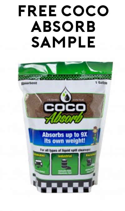 FREE Coco Absorb For Floors/Cleaning Projects