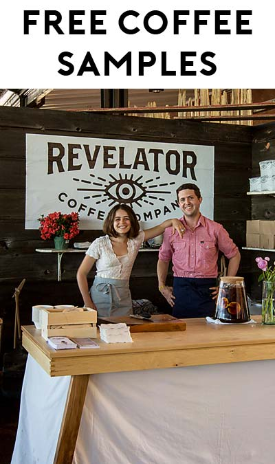 2 FREE Whole-Bean Coffee Samples From Revelator Coffee Company