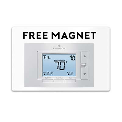 FREE Emerson Climate 80 Series Magnet (Company Name Required)