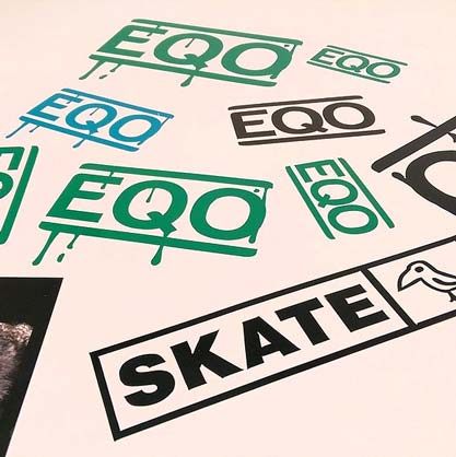 FREE EQO Optics Stickers