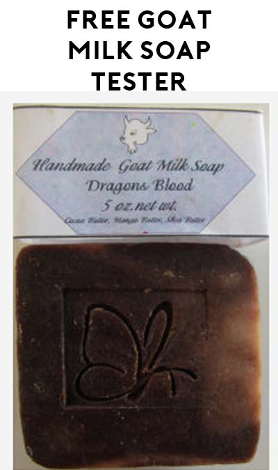 2 FREE Home-Made Goat Milk Soap Smell Testers