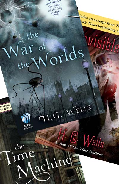 3 FREE H.G. Wells Books From Google Play