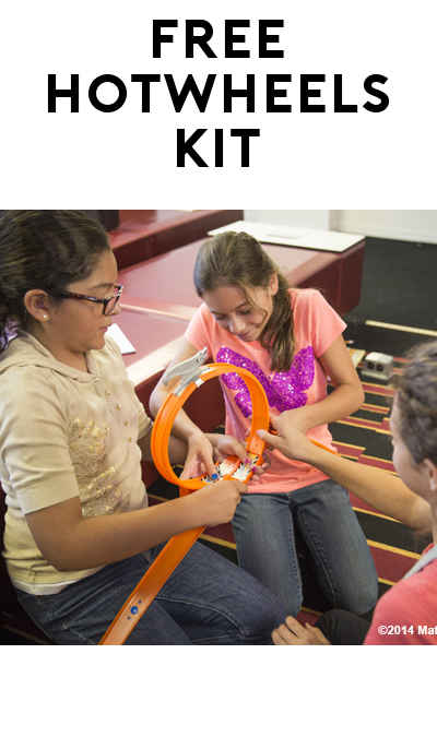 FREE Speedometry Classroom Kit from Hot Wheels (Grade 4 Teachers Only)