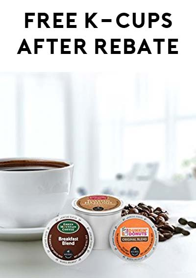 STILL ACTIVE: 10 FREE Single Cup Coffee Pods Sample Box After Rebate On Amazon (Free Shipping For Prime)