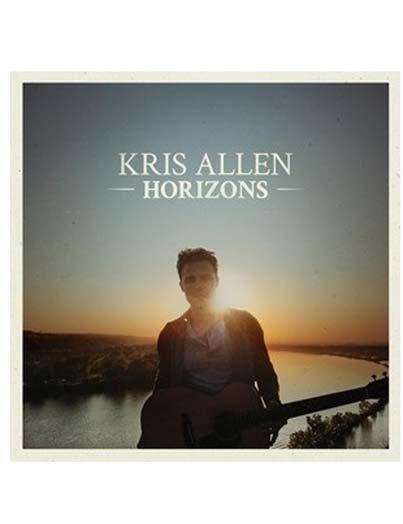 FREE Kris Allen Horizons Album