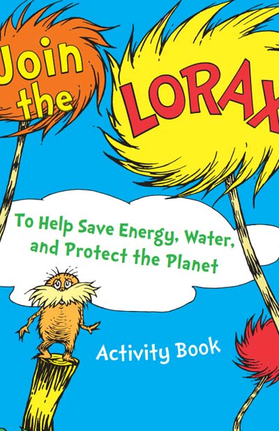 FREE Lorax Activity Book