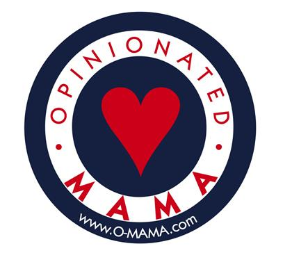FREE Opinionated MAMA Bumper Sticker