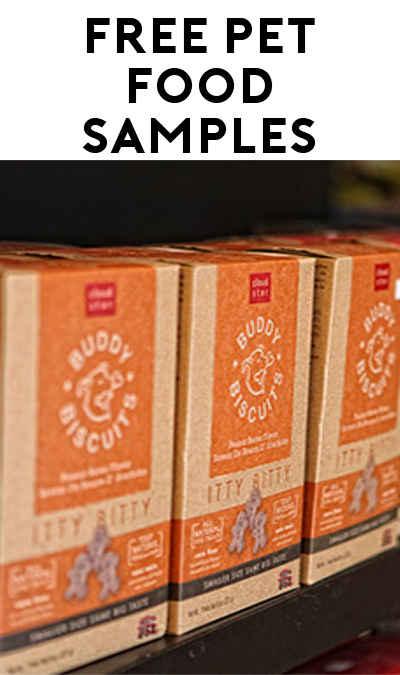 FREE Nashville Holistic Pet Food Samples