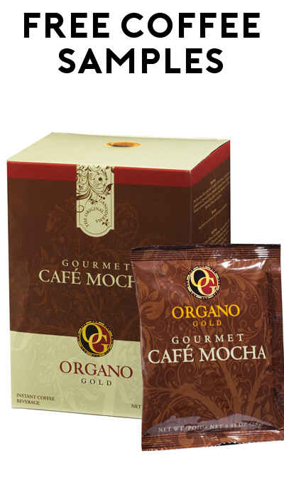 FREE Organo Gold Coffee Or Tea