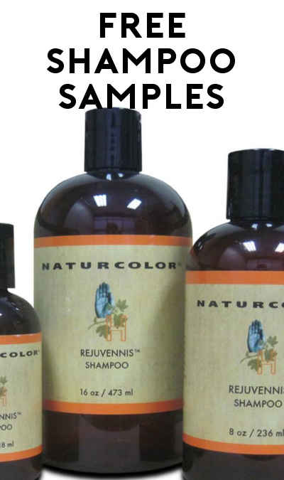 FREE Naturcolor Rejuvennis Shampoo Sample (Facebook Required)