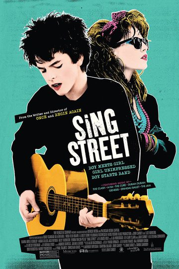 FREE Sing Street Movie Screening