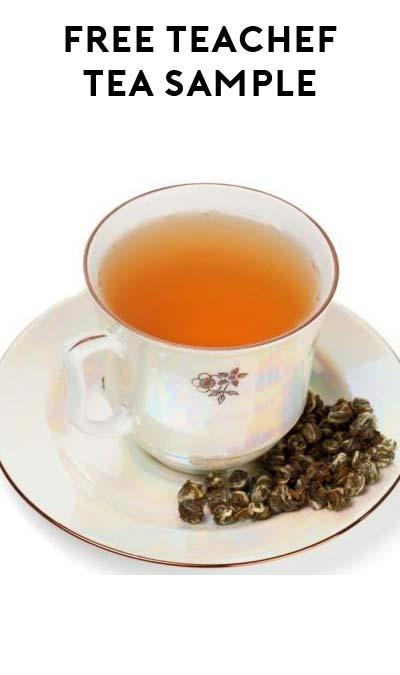 Possible FREE TeaChef Tea Sample