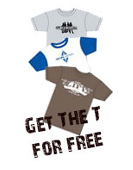 FREE My Life My Call T-Shirt For 6th-12th Graders