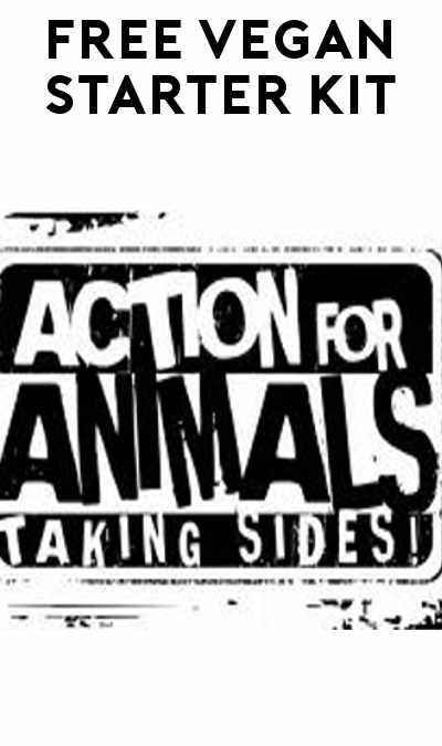 FREE Vegan Starter Pack From Action For Animals [Verified Received By Mail]